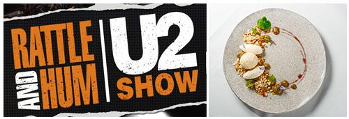 RATTLE & HUM - THE U2 SHOW